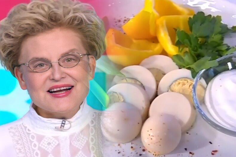 Елена Малышева назвала 5 продуктов, которые избавят отболи вспине