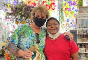 Незнакомка помогла мальчику с аутизмом, потерявшему мать, исполнить мечту