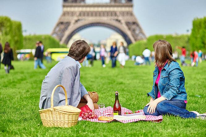 Пикник в Париже. Ожидания