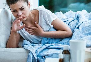 Коклюш у взрослых: 6 ранних симптомов