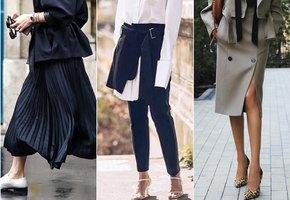Классика навсегда: выбираем юбки, брюки и джинсы, которые никогда не выйдут из моды