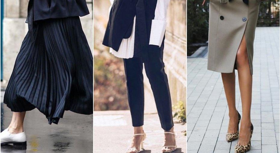 Классика навсегда: выбираем юбки, брюки иджинсы, которые никогда невыйдут измоды