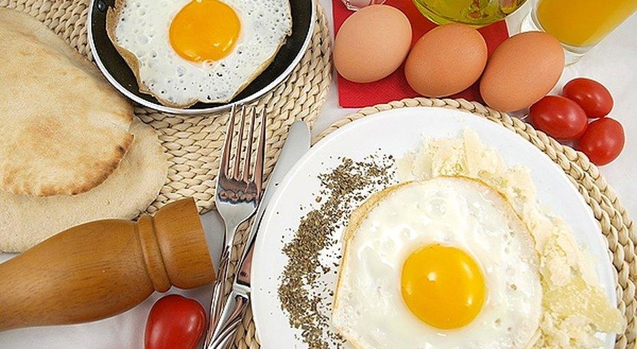 Яйца назавтрак - способ похудеть!