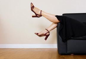 Как определить вашу высоту каблука?