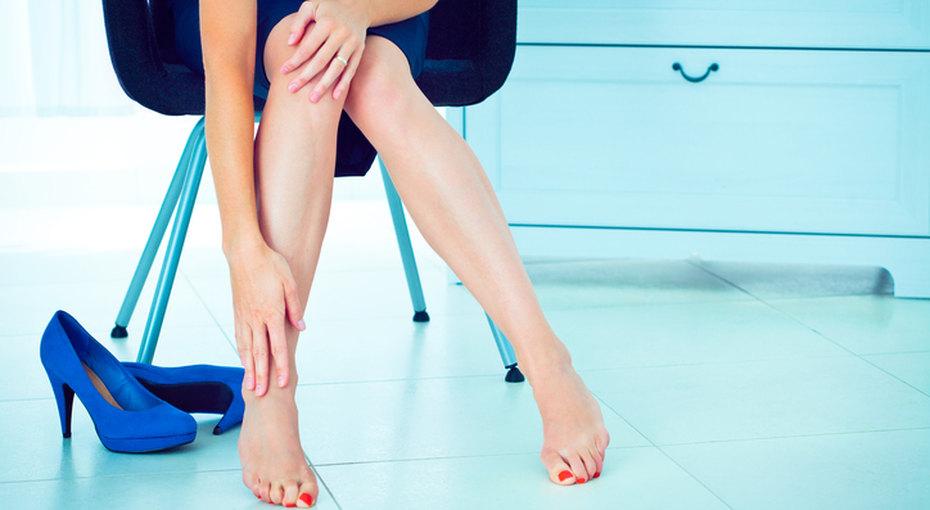 Простые упражнения дляциркуляции, которые избавят вас ототеков