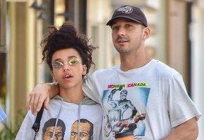 Певица FKA Twigs обвинила актера Шайа Лабаф в сексуальном насилии