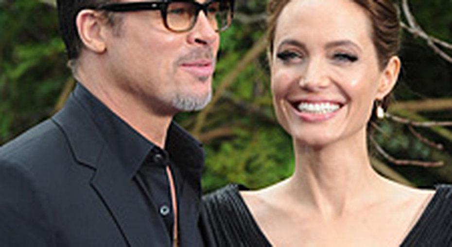 Анджелина Джоли готовится ксвадьбе?