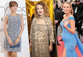 Никто не узнает: знаменитости, которые скрывали свою беременность
