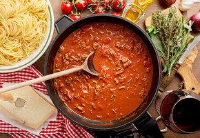 Ужин как в Италии: 10 секретов идеального соуса для спагетти