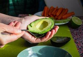 Настоящий суперфуд: три повода есть авокадо каждый день