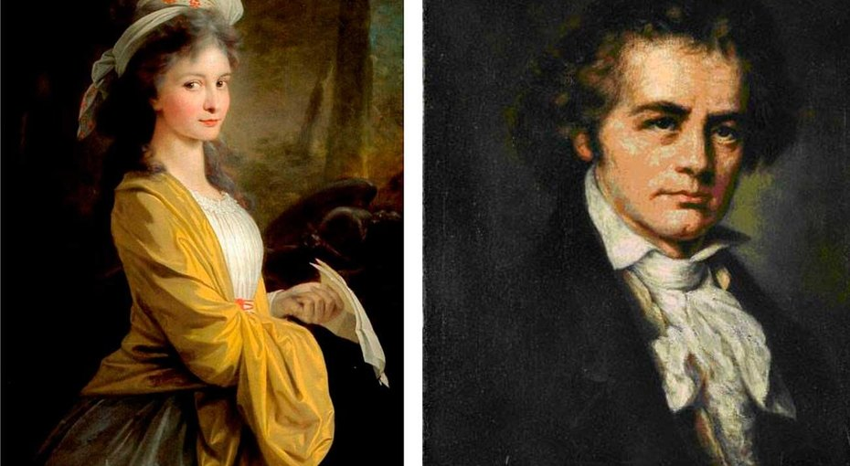 Бетховен иДжульетта Гвиччарди: любовь гения икокетки