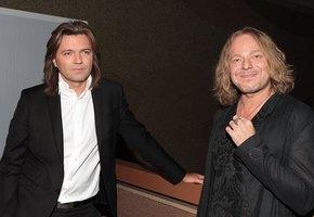 «Молодые и классные»: Сергей Минаев показал, как Владимир Пресняков и Дмитрий Маликов выглядели 30 лет назад