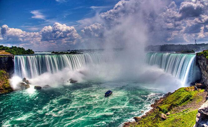 Ниагарский водопад. Ожидания