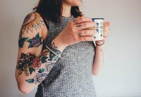 5 аргументов против татуировок на теле