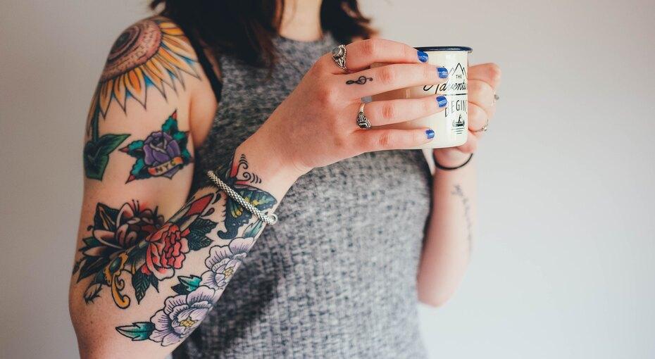 5 аргументов против татуировок нателе