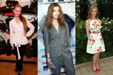 Эволюция стиля Лизы Арзамасовой