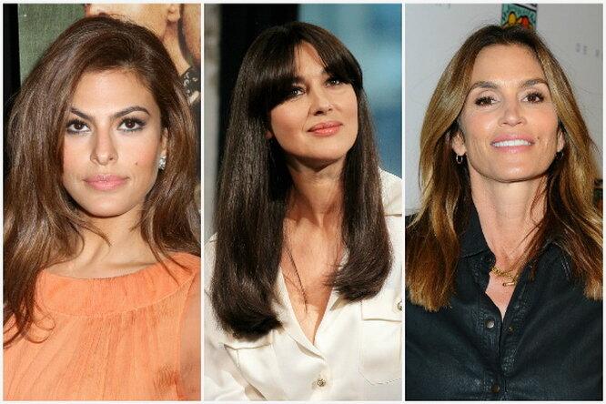 6 лайфхаков по укладке волос от любимого стилиста Моники Белуччи