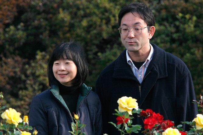 Саяко и Ёсики Курода