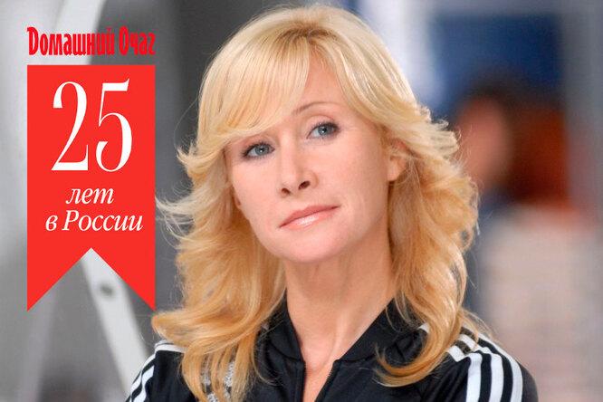 25 женщин, изменивших мир за25 лет: Оксана Пушкина снеизменно женским взглядом