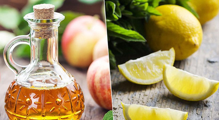 Уксус, лимоны, куркума идругие странные способы контрацепции