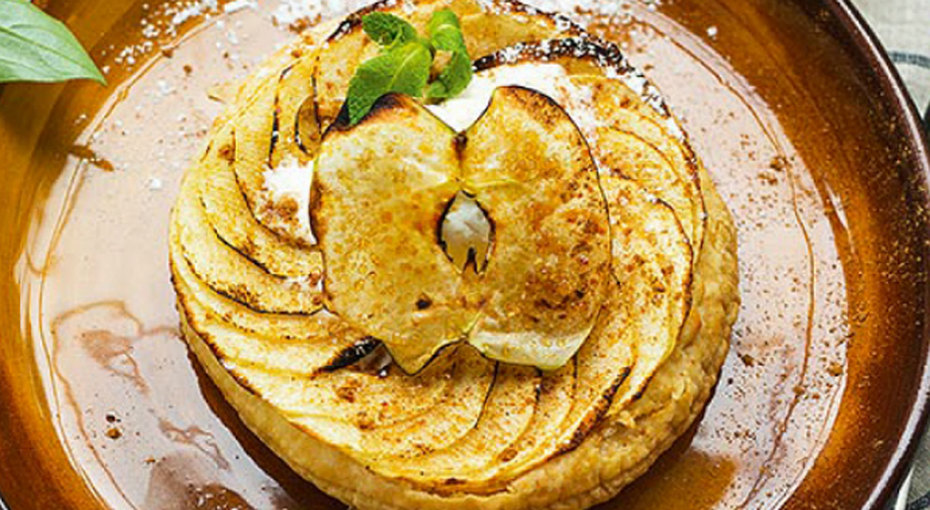 Яблоки иминдаль - испеките пирог мечты
