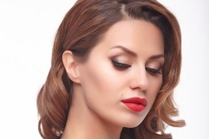 Вечерний макияж: летние тренды