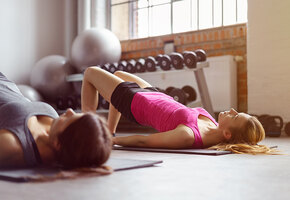 5 упражнений, которые подтянут мышцы малого таза