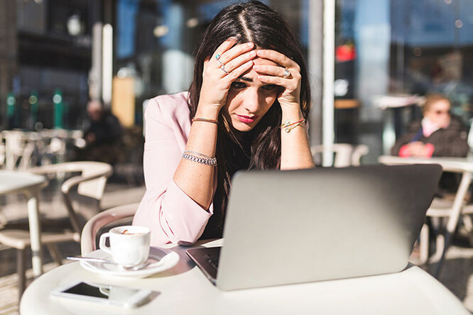 Работа довела: 4 способа справиться со стрессом