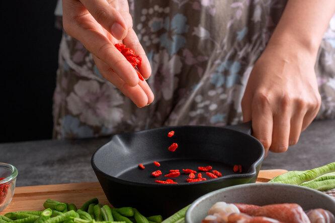 5 тибетских правил здорового питания