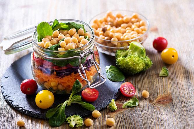 Сжигаем калории без голоданий: принципы вегги-диеты