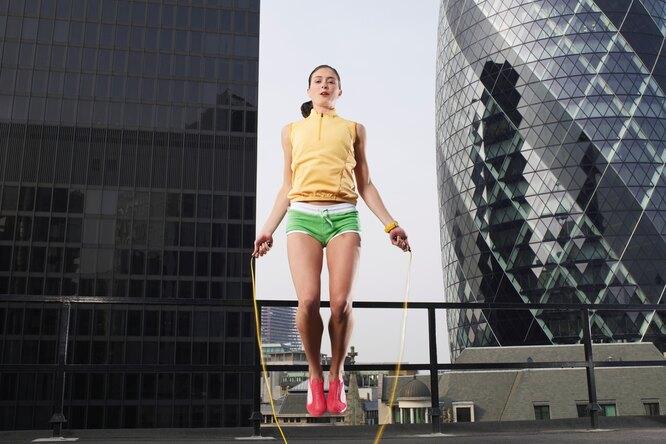 Элементарный фитнес длязанятой женщины — нетничего проще!