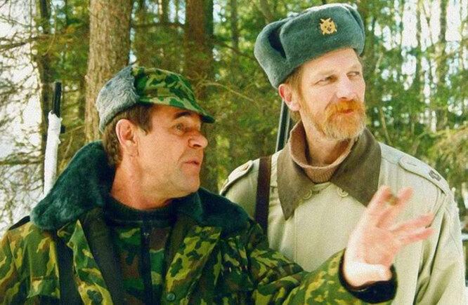 Особенности национальной охоты в зимний период (2000)