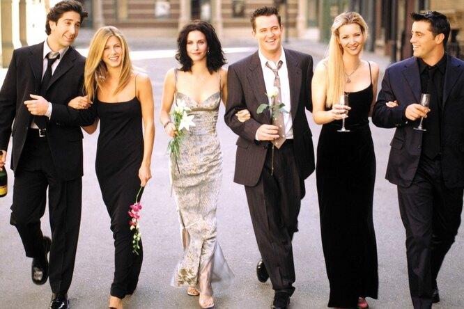 В стиле «Друзей»: одеваемся, как главные героини культового сериала