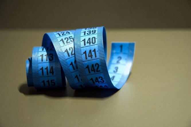 сантиметр, сантиметровая лента, похудение, похудеть, здоровый вес, лишний вес