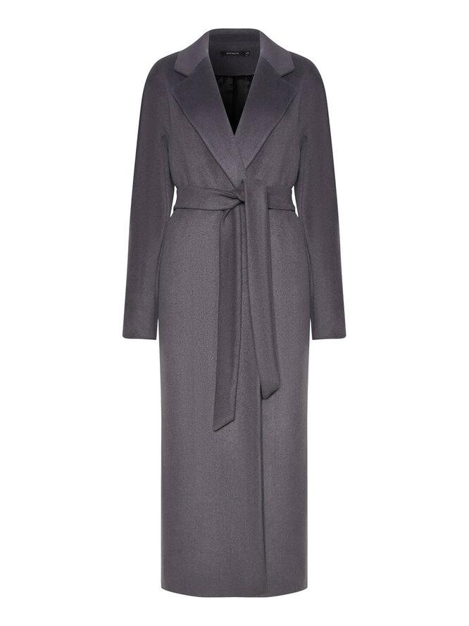 Утеплённое пальто с английским воротником, 8 Fridays, 20 800 руб