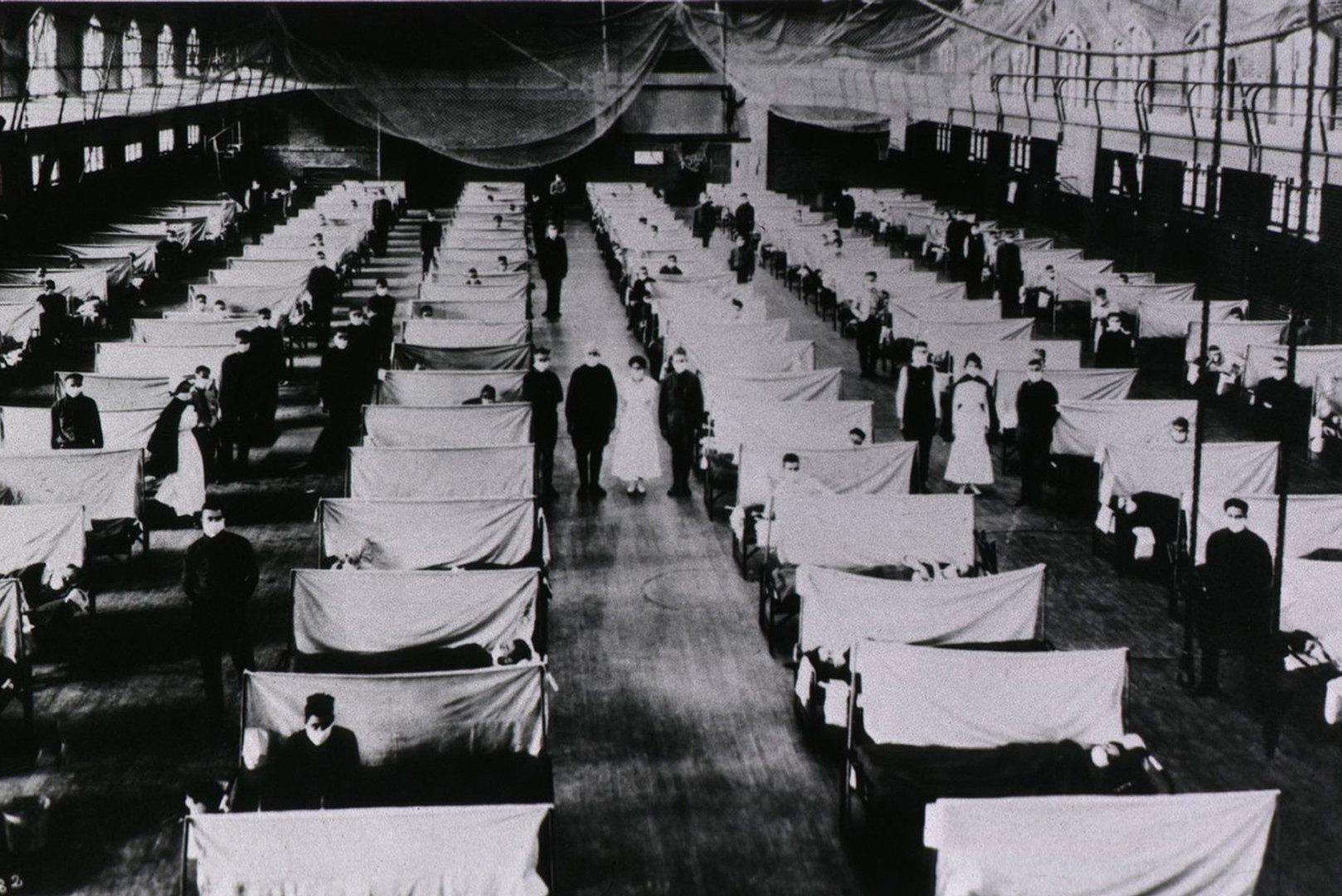 Испанский грипп — несупервирус, или почему отнего насамом деле умерло так много людей