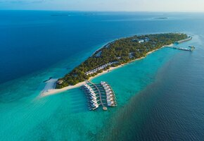 Курорт Dhigali на Мальдивах откроется для туристов 1 декабря 2020 года