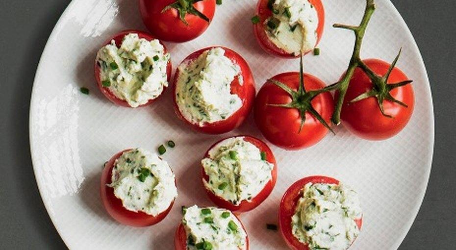 Что приготовить сосенними томатами