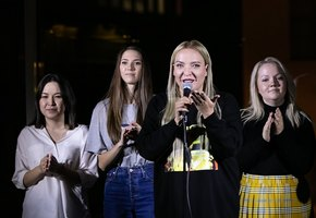 Телеканал ТНТ запустил комедийное шоу  «Женский Стендап»