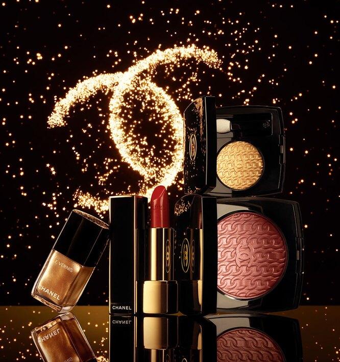 Les Chaînes D'Or De Chanel