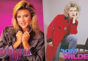 Глаза все те же: как изменились Сандра, Сабрина и другие красавицы 1980-х
