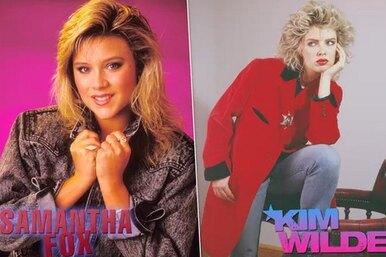 Глаза все те же: как изменились Сандра, Сабрина идругие красавицы 1980-х