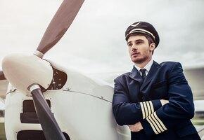 Почему пилоту нельзя носить бороду?