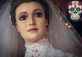 Загадочная история мертвой невесты: как девушка стала манекеном
