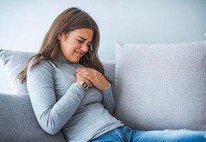 9 причин, почему могут появиться боли в груди