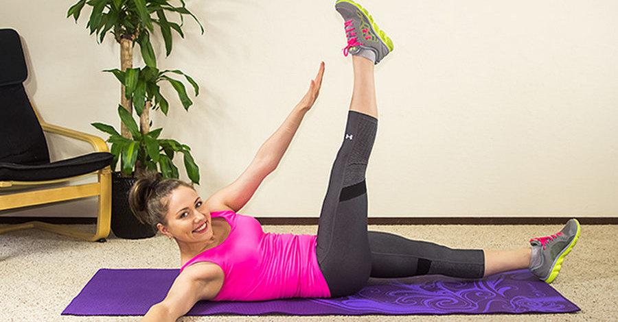 Упражнения для тонкой талии в домашних условиях, плоского живота, пресса, боков для девушек. Программа тренировки пошагово, видео