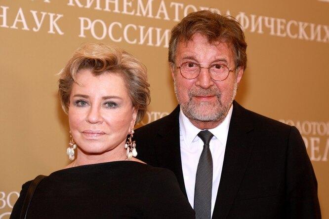 Чудо любви: Леонид Ярмольник иОксана Афанасьева