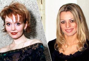 Тогда и сейчас: как выглядели Валерия, Лолита и другие звезды в юности (видео)