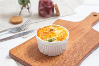 Суфле изброкколи – рецепт отшеф-повара Марка Стаценко