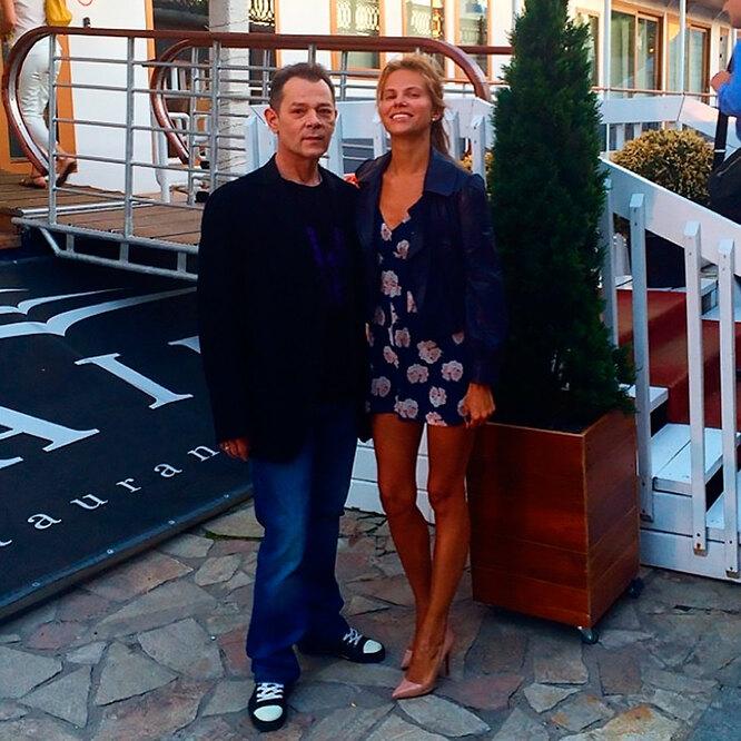 Вадим Казаченко и Ольга Мартынова